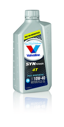 Media Library - Valvoline SynPower 4T