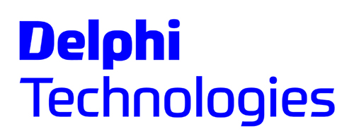 Media Library - Delphi Technologies Logo Blue 2019