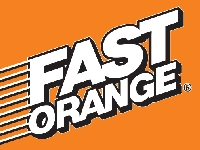 Fast Orange Logo