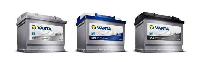 Media Library - Varta Trio