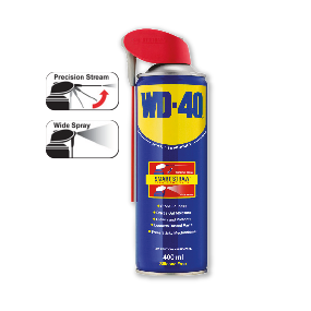 Media Library - WD-40 SS400