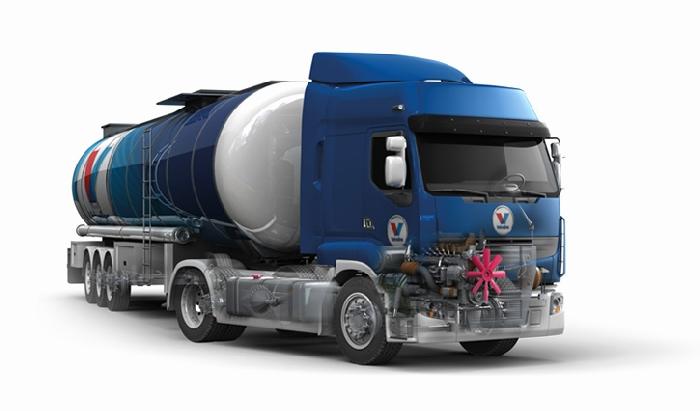 Media Library - Valvoline bulk page truck