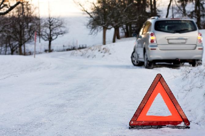 Media Library - Winter Warning