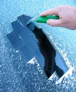 Media Library - Winter Ice Scraper