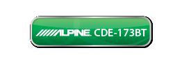 Media Library - Alpine CDE173 Button