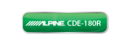 Media Library - Alpine CDE180 Button