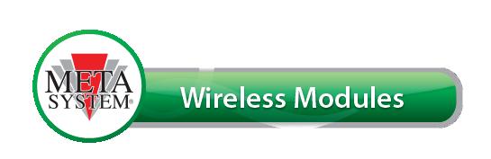 Media Library - Meta Wireless button