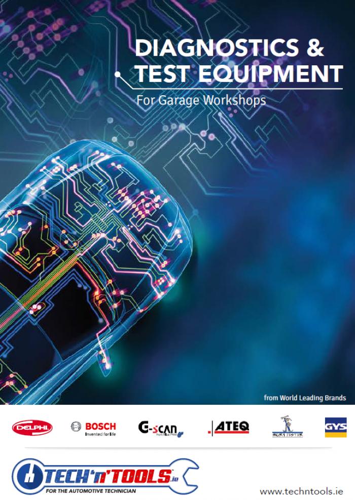 Media Library - Diagnostic & Test Equipment Cataloque