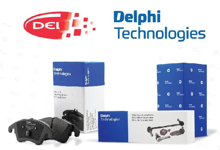 Media Library - Delphi Brand Change
