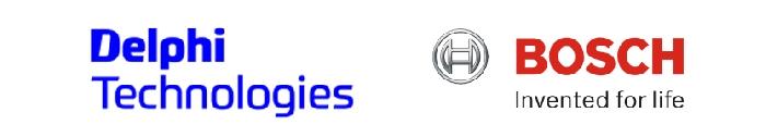 Media Library - Delphi Bosch dual logos