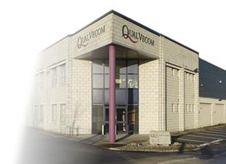 Media Library - Qualvecom Building
