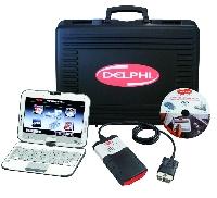 Delphi ds350e qualvecom dublin ireland for Motor vehicle diagnostic machine